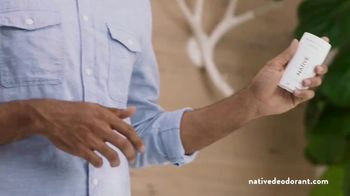 Native TV Spot, 'Natural Deodorant: Offer' - Thumbnail 4