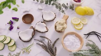 Native TV Spot, 'Natural Deodorant: Offer'
