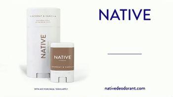 Native TV Spot, 'Natural Deodorant: Offer' - Thumbnail 7