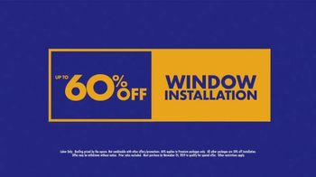 Ready For Winter: 60 Percent Off Installation + Free Tablet thumbnail