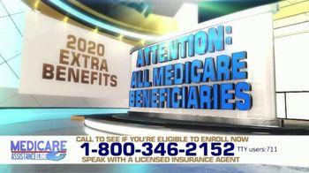 Medicare Assistance Line TV Spot, 'Extra Benefits in 2020'