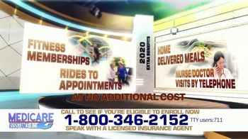 Medicare Assistance Line TV Spot, 'Extra Benefits in 2020' - Thumbnail 8