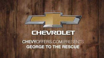 Chevrolet TV Spot, 'NBC 4: George to the Rescue: Teachers' [T2] - Thumbnail 1