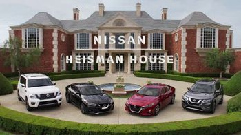 Nissan TV Spot, 'Heisman House: Legend of Paul Hornung' Featuring Tim Tebow, Eddie George and Paul Hornung [T1] - Thumbnail 1