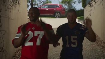 Nissan TV Spot, 'Heisman House: Legend of Paul Hornung' Featuring Tim Tebow, Eddie George and Paul Hornung [T1] - Thumbnail 4