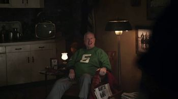 Nissan TV Spot, 'Heisman House: Legend of Paul Hornung' Featuring Tim Tebow, Eddie George and Paul Hornung [T1] - Thumbnail 5