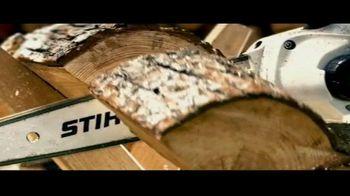 STIHL TV Spot, 'Batería AK' canción de Sacha James Collission [Spanish] - Thumbnail 6