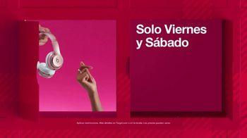 Target Preventa de Black Friday TV Spot, 'HoliDeals' canción de Danna Paola [Spanish] - Thumbnail 5