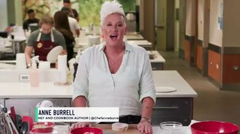 Food Network Kitchen App TV Spot, 'Anne's Perfect Dice' - 299 commercial airings