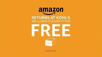 Kohl's TV Spot, 'Stack the Savings: Amazon Returns' - Thumbnail 8