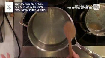 Food Network Kitchen App TV Spot, 'Ree's Poached Eggs' - Thumbnail 4