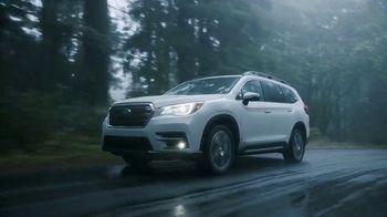 Subaru Ascent TV Spot, 'Dream Big' [T1]