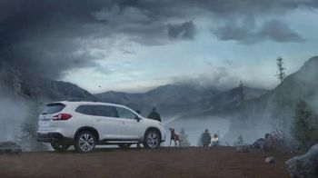 Subaru Ascent TV Spot, 'Dream Big' [T1] - Thumbnail 9