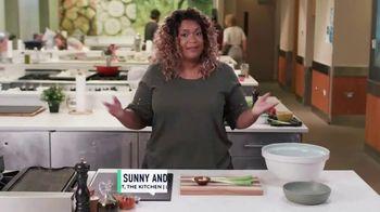 Food Network Kitchen App TV Spot, 'Sunny's Pepper Grinder Trick' - Thumbnail 2