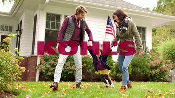 Kohl's TV Spot, '25 Percent Off Fall + Extra 20 Percent Off' - Thumbnail 1