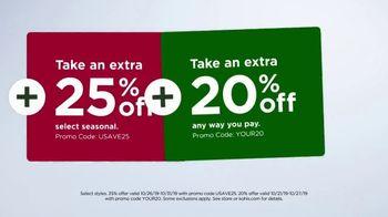 Kohl's TV Spot, '25 Percent Off Fall + Extra 20 Percent Off' - Thumbnail 5