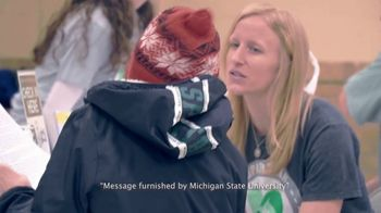Michigan State University TV Spot, 'MSU's Spartan Street Medicine Goes Where Care Is Needed' - Thumbnail 8