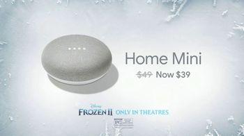 Google Home Mini TV Spot, 'Frozen 2: Part of Your Family' - Thumbnail 3