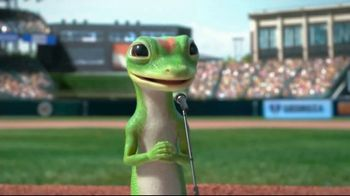 GEICO TV Spot, 'The Gecko Makes an Announcement' - Thumbnail 2