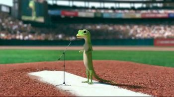 GEICO TV Spot, 'The Gecko Makes an Announcement' - Thumbnail 3