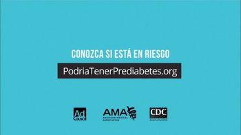 Do I Have Prediabetes TV Spot, 'Tome la prueba de riesgo prediabetes ' con Fernando Allende [Spanish] - Thumbnail 7