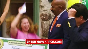 Publishers Clearing House TV Spot, '$2,500 a Week: Hey Folks' Featuring Steve Harvey