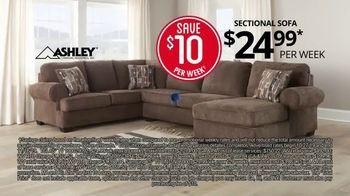 Rent-A-Center Pre-Black Friday Sale TV Spot, '4K TV, Ashley HomeStore Sofa' - Thumbnail 4