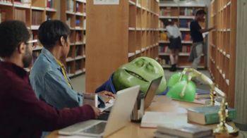 Mucinex DM TV Spot, 'Library' - Thumbnail 7