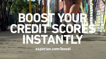 Experian Boost TV Spot, 'Instant Boost' - Thumbnail 8