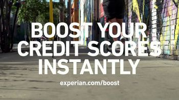 Experian Boost TV Spot, 'Instant Boost' - Thumbnail 9