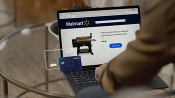 Capital One Walmart Rewards Card TV Spot, 'Holiday Hints' - Thumbnail 4