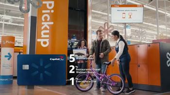 Capital One Walmart Rewards Card TV Spot, 'Holiday Hints' - Thumbnail 8