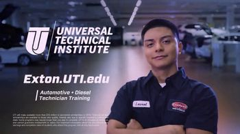 Universal Technical Institute TV Spot, 'Soundtrack' - Thumbnail 9