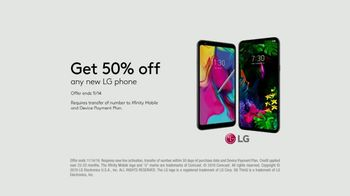 XFINITY Mobile TV Spot, 'Auto-Connect: 50 Percent Off LG Phone' Song by The Avalanches - Thumbnail 9