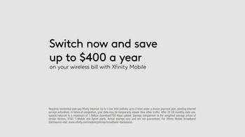 XFINITY Mobile TV Spot, 'Auto-Connect: 50 Percent Off LG Phone' Song by The Avalanches - Thumbnail 8