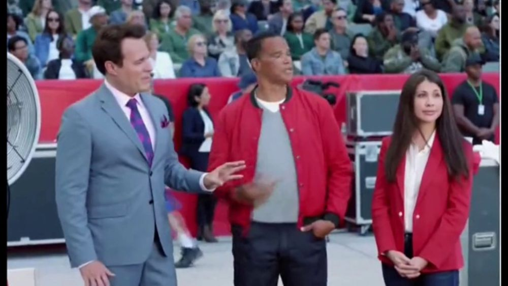 State Farm TV Commercial, 'Seeing Double' Featuring David Haydn-Jones, Patrick Minnis