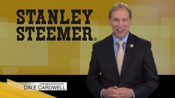 Stanley Steemer TV Spot, 'Investigation' Featuring Dale Cardwell