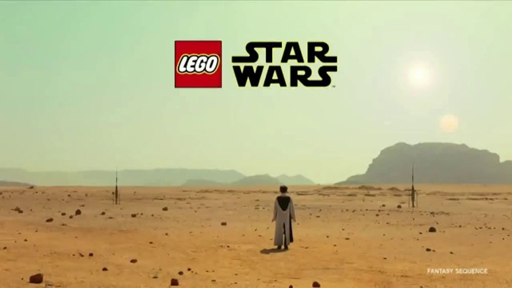 Afbeeldingsresultaat voor Lego Star Wars commercial 2019 final battle