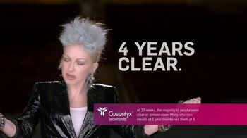 COSENTYX TV Spot, \'Years\' Featuring Cyndi Lauper