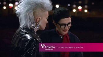 COSENTYX TV Spot, 'Years' Featuring Cyndi Lauper - Thumbnail 5