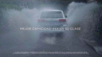 Jeep Días de Aventura TV Spot, 'Cuando llueve: Grand Cherokee' [Spanish] [T2] - Thumbnail 4