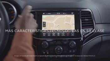 Jeep Días de Aventura TV Spot, 'Cuando llueve: Grand Cherokee' [Spanish] [T2] - Thumbnail 5