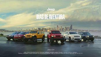 Jeep Días de Aventura TV Spot, 'Cuando llueve: Grand Cherokee' [Spanish] [T2] - Thumbnail 8