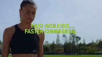 New Balance FuelCell TV Spot, 'A Speed Commercial' Featuring Sydney McLaughlin, Boris Berian - Thumbnail 1