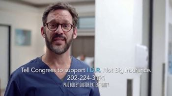 Doctor Patient Unity TV Spot, 'Best Thing About Being a Doctor' - Thumbnail 9