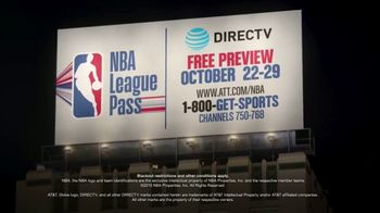 NBA League Pass TV Spot, 'Watch All the Teams: Free Preview' Song by VideoHelper - Thumbnail 10