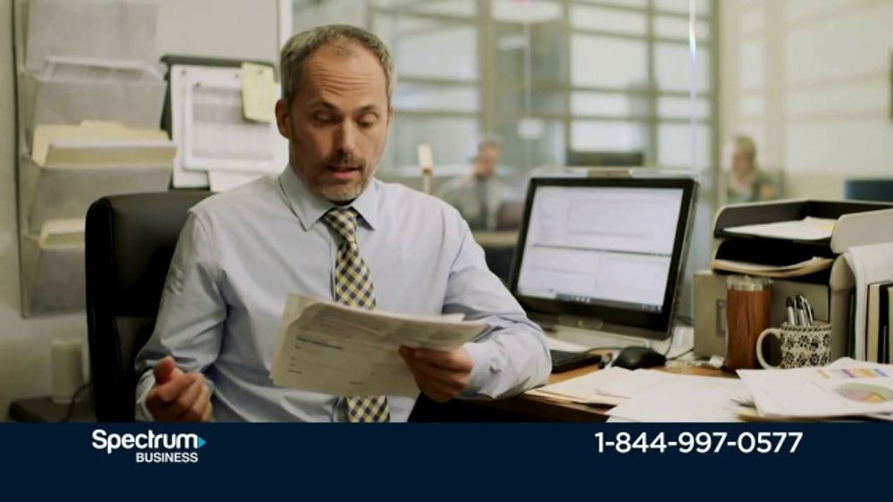 Spectrum Business TV Commercial, 'Other Phone Companies'