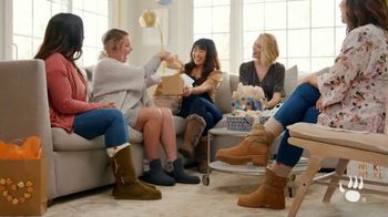 Bearpaw TV Spot, 'Baby Shower With Bearpaw'