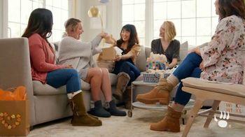 Bearpaw TV Spot, 'Baby Shower With Bearpaw'