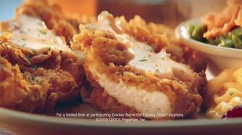 Cracker Barrel Country-Fried Turkey TV Spot, 'Warm Feelings of Home' - Thumbnail 6